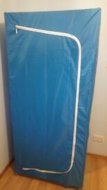 IKEA BREIM wardrobe (blue) - in great condition - £10 ONO