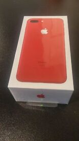 Apple iPhone 7 Plus 128gb Red Vodafone Brand New