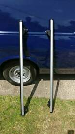 Farad Roof Bars for cars with roof rails 2011- Ford Focus Estate