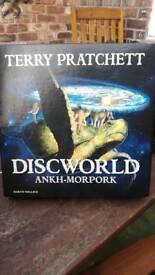 Terry Pratchett Discworld Ankh Morpork Board Game