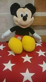 Disney happy sounds Mickey Mouse
