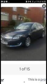 Vauxhall insignia elite 2.0 diesel