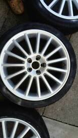 "18"" vw R32 Alloys"