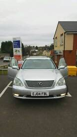 Lexus ls 430 showroom condition drive like new