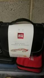 Autoglym perfect bodywork wheels and interior gift set