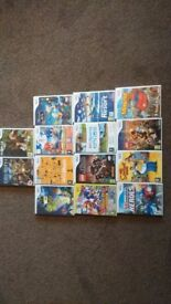 Selection of 14 wii games