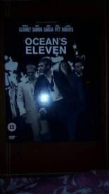 Oceans eleven dvd
