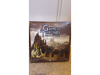 ** £40 for Brand new & unopened box - A Game of Thrones the board game (second edition)