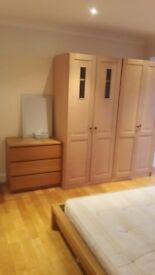 2 DOUBLE ROOMS AVAILABLE IMMEDIATELY IN GOLDERS GREEN - NW11 9AP