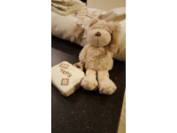 Mammas and Pappas Once Upon A Time Musical Cot Teddy