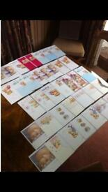 "24 Hallmark Branded ""Forever Friends"" Birthday Cards - NEW @ £0.50 Each"