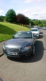 Audi A4 Cabriolet 3.0tdi S line