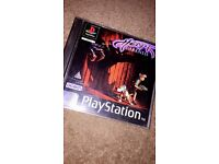 Playstation Ps1 heart of darkness
