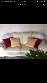 Sofas for sale is used however in great condition!