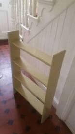 wall mountable shelf unit