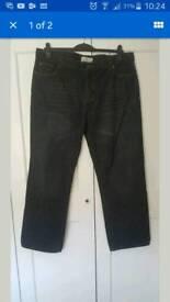2 pairs mens jeans