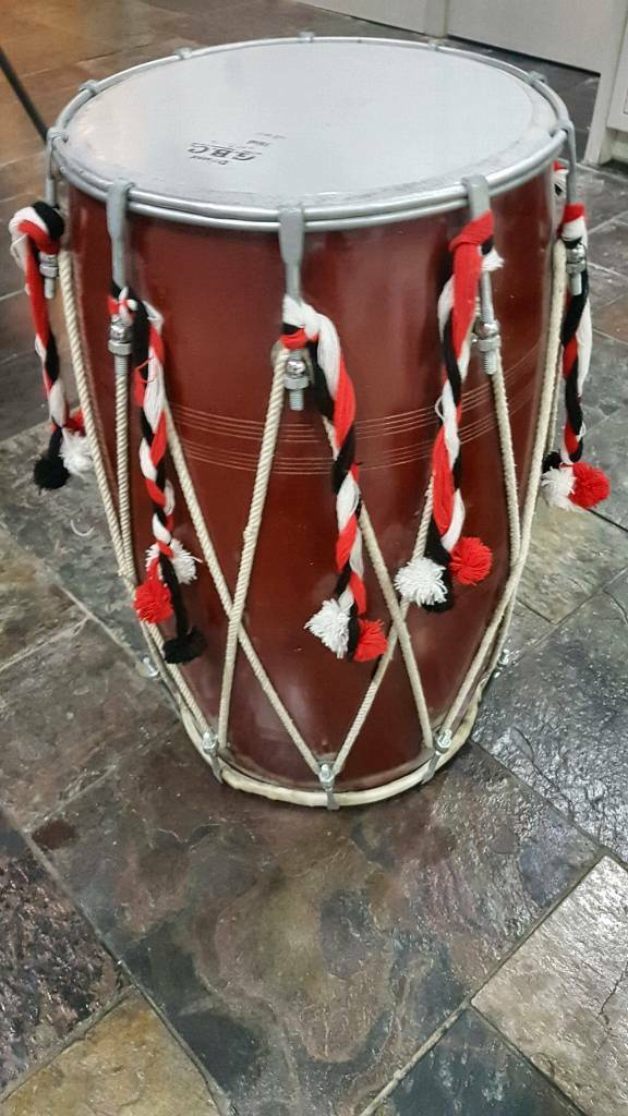 Dhol Punjabi Bhangra Drum Rental Wedding Party Function