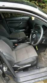 mk4 vw golf seats door cards interior