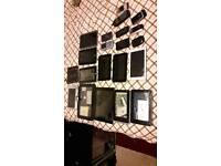Phone and tablet joblot spears or repair