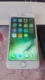 iphone 6 Unlocked, Gold , 16gb very good con , boxed , can deliver £220