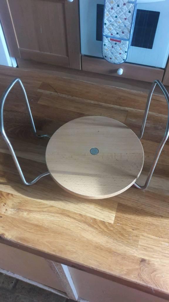 6x Ikea variera bamboo plate holder | in Diss, Norfolk | Gumtree