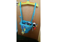 Door jumper used only once (£15)