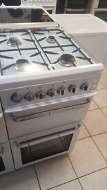 Flavel 50cm Single Oven and Grill Gas Cooker with 4 MONTHS WARRANTY