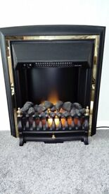 Electric Fire for sale hardly used