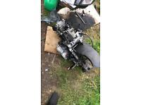 300/ 125 Vespa parts