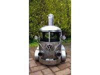 VW Camper style woodburner / fire pit