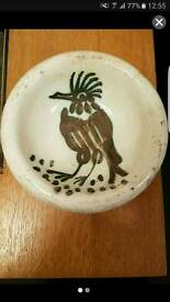 Picasso ceramic bowl