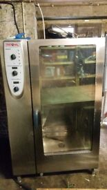 Rational CM 202. Electric Oven. 20 Grid. 3 Phase. Make me an offer.
