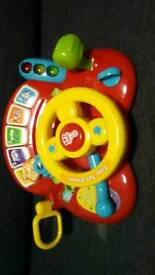 Driving Wheel toy.