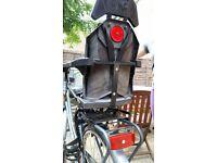 Child´s bike seat