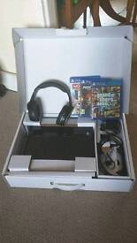PS4 500GB with GTA V, Minecraft & Monopoly