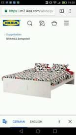 Ikea Brimnes Bed (super king size)