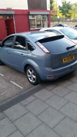 2008 ford focus for sale £1600 ono quick sale needed good clean car