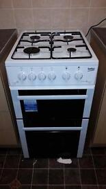 Brand New Beko gas cooker