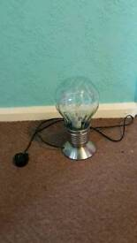 Touch dimmer Lamp