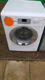 BEKO WHITE 9KG LOAD 1400SPIN WASHING MACHINE