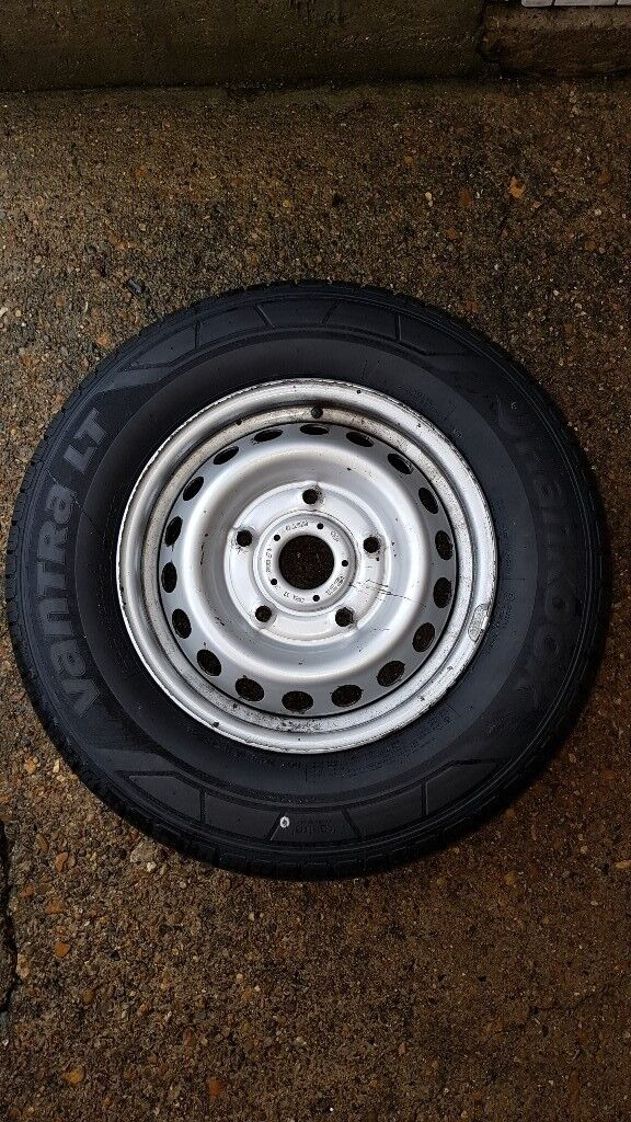 1 new ford tyre and wheel 265 65