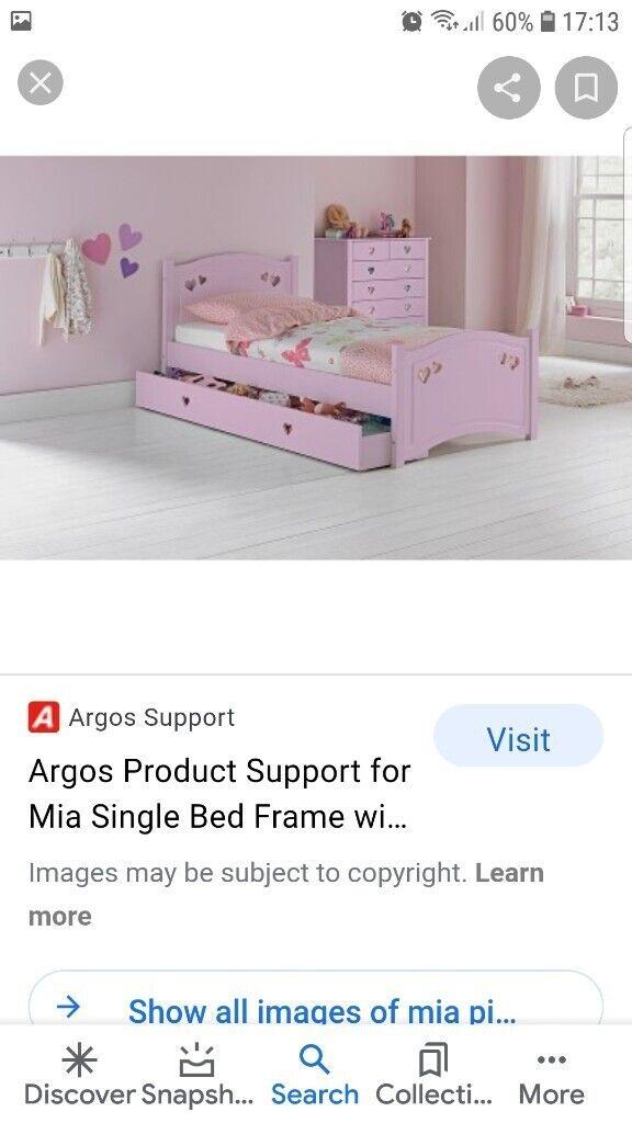 Free mia single bed