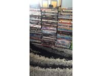 97 DVDs selling as job lot