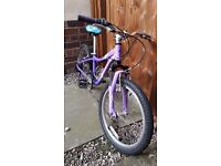 "Specialized hotrock 20"" girls MTB"