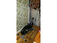 Cross Trainer Hardly used - Real Bargain at £39 due to needing space