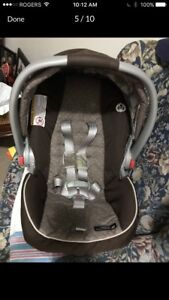 Graco stroller with basket & booster 3 in 1