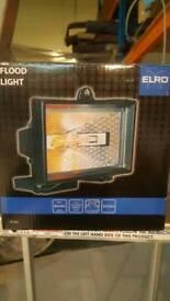 Brand new flood lights