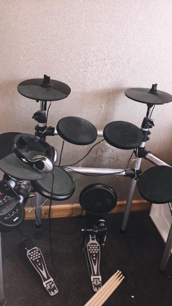 ELECTRIC DRUM KIT, GEAR FOR MUSIC DD430