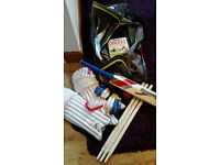 Junior Cricket kit but in good condition - £15