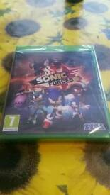 Sonic Forces XBox One SEALED